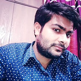 Mohit Kumar-SEO Executive